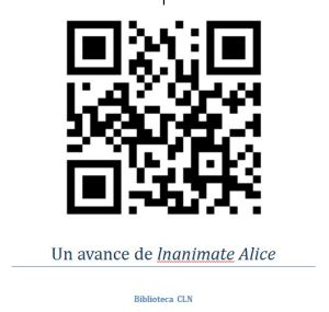 Inanimate Alice