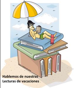 Lectura de vacaciones